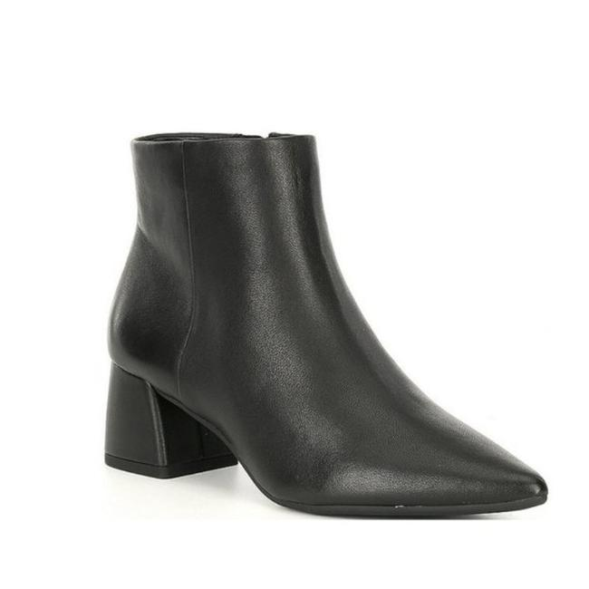 Item - Black Tionna Leather Heel Boots/Booties Size US 8.5 Regular (M, B)
