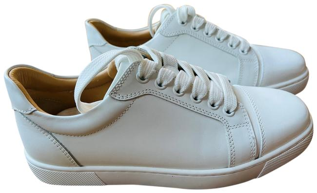 Item - White Vieira Leather Sneakers Size EU 36 (Approx. US 6) Regular (M, B)