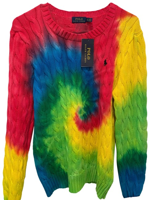 Item - Tie Dye Sweater