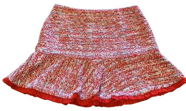 Item - Red Basic Collection Skirt Size 8 (M, 29, 30)