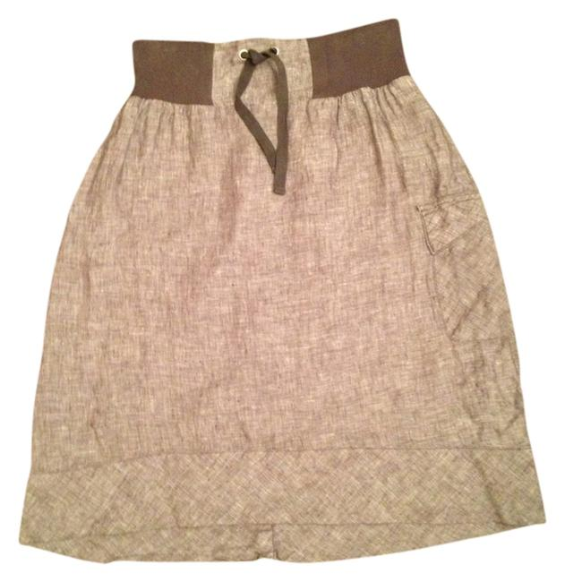 Toad&Co Skirt Gray