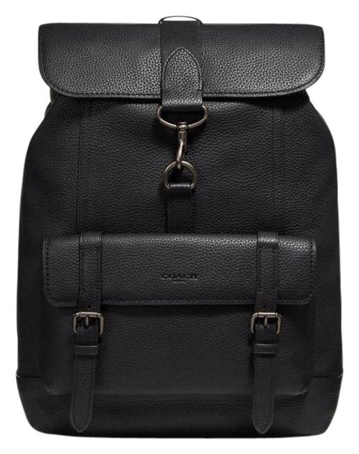 Item - Bleecker 29523) Leather Backpack