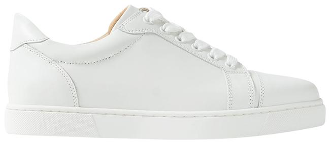 Item - White Vieira Leather Sneakers Size EU 36.5 (Approx. US 6.5) Regular (M, B)