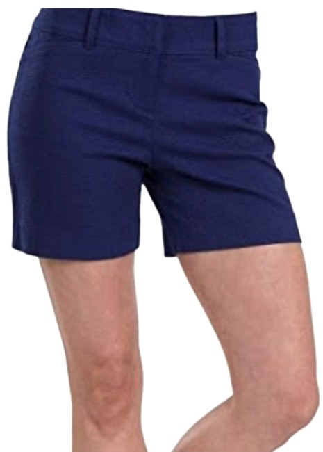 Item - Blue Taylored Fit Perfect Shorts Size 10 (M, 31)