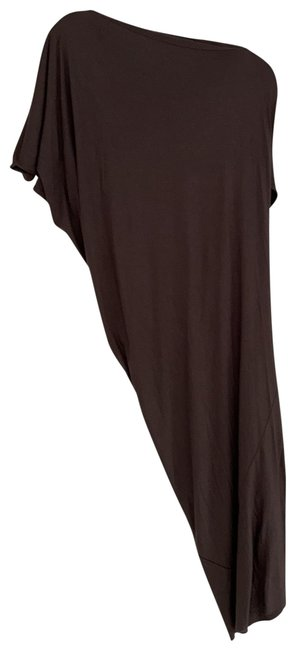Item - Brown Mid-length Casual Maxi Dress Size 2 (XS)