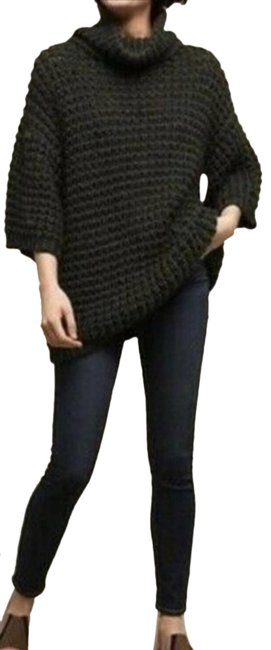 Item - Anthro Plenty By Tracy Reese Knit Gray Sweater