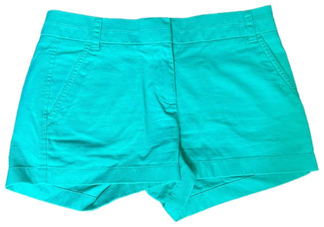 Item - Teal Chinos Shorts Size 0 (XS, 25)