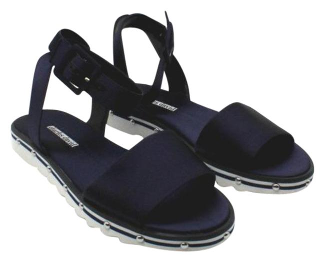 Item - Blue Women's Shimmy Sandals Size US 8 Regular (M, B)