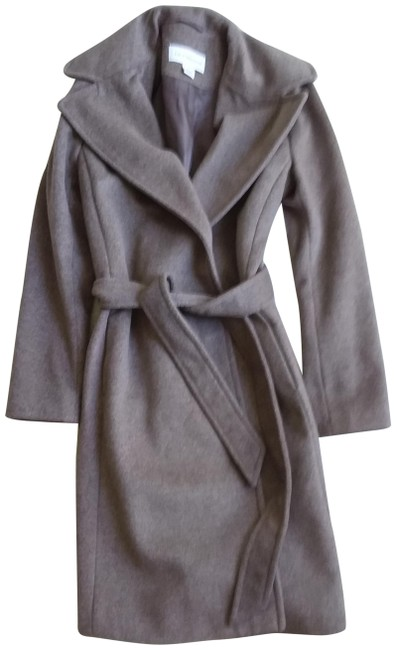 Item - Wool Belted Coat Size 6 (S)