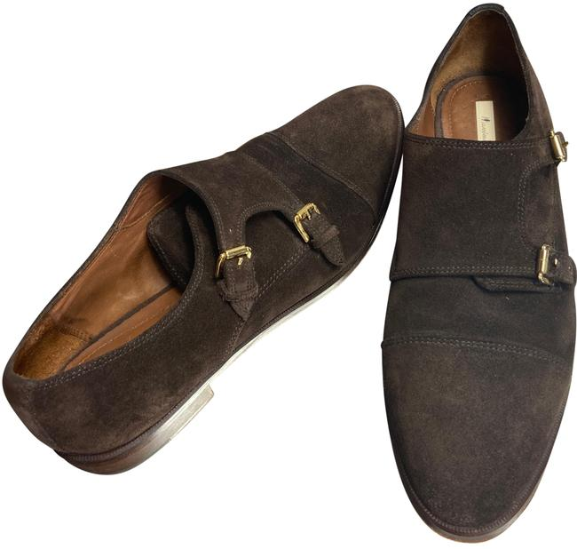 Item - Brown Flats Size EU 40 (Approx. US 10) Regular (M, B)