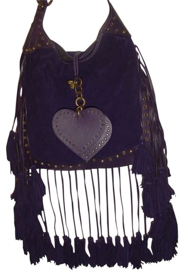 Preload https://item2.tradesy.com/images/luella-deluca-fringed-tote-deep-purple-suede-and-leather-shoulder-bag-290701-0-1.jpg?width=440&height=440