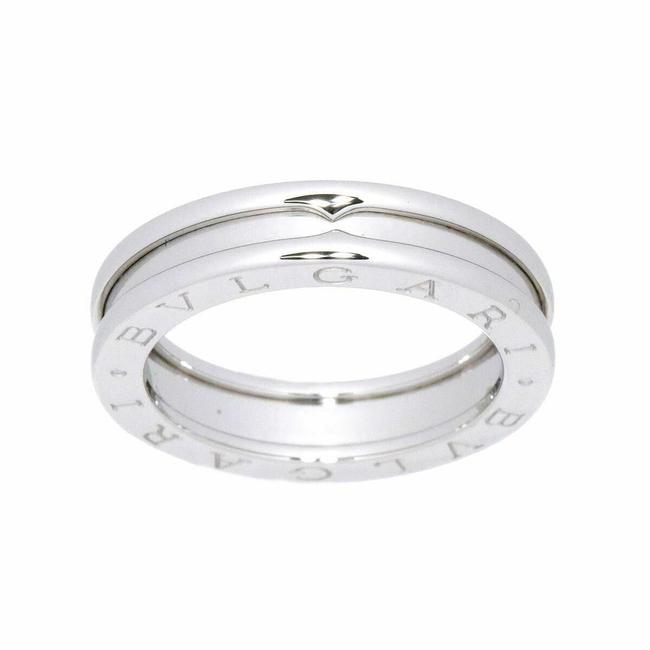 Item - Silver 18k White Gold B-zero Ring