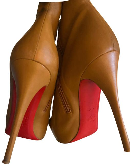 Item - Camel Ankle Boots/Booties Size US 10 Regular (M, B)