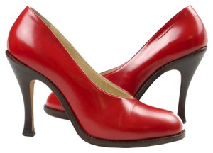 Dries van Noten Red Pumps