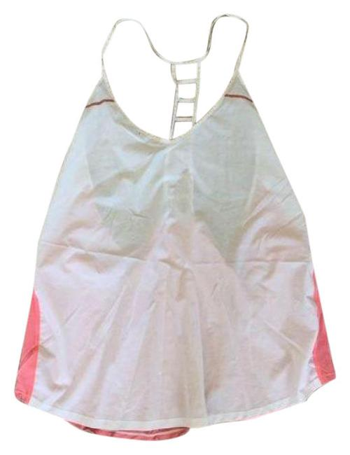 Item - White Tank Activewear Gear Size 6 (S, 28)