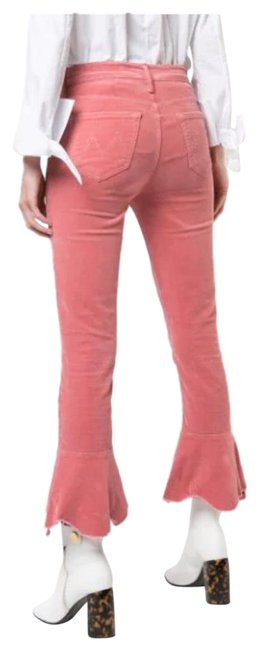 Item - Pink Cha Flair Cords Flare Leg Jeans Size 0 (XS, 25)