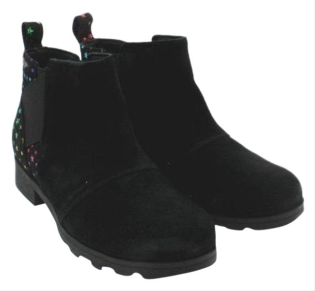 Item - Black Girls Emelie Chelsea Women's Boots/Booties Size US 5 Regular (M, B)
