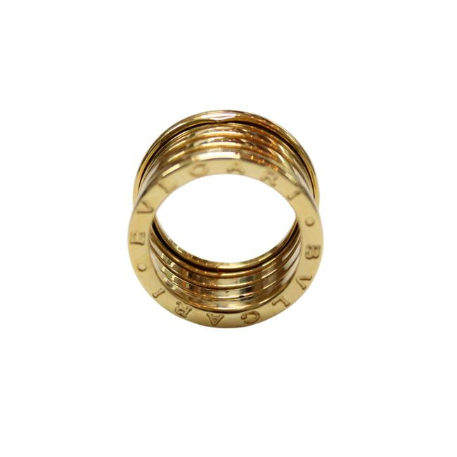Item - (3093) 18k Yellow Gold Five Band Ring