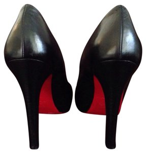 Dayna x Christian Louboutin Black Pumps