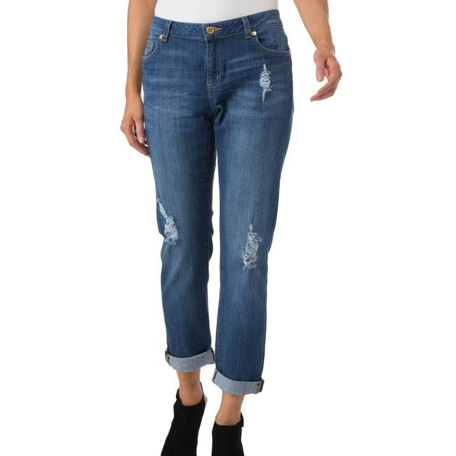 Item - Blue Dillon Relax Distress Relaxed Fit Jeans Size 30 (6, M)
