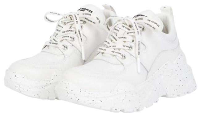 The Kooples White Women Sneakers Size US 10 Regular (M, B) The Kooples White Women Sneakers Size US 10 Regular (M, B) Image 1