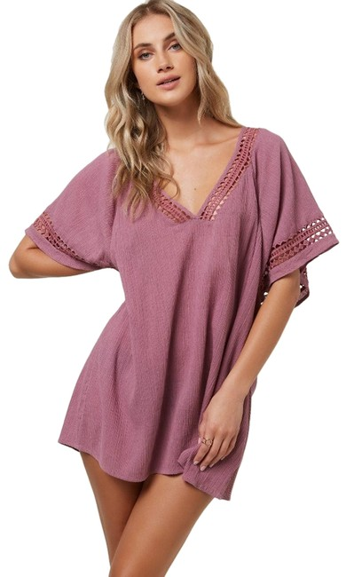 Item - Pink Mauve Cover | S Cover-up/Sarong Size 6 (S)