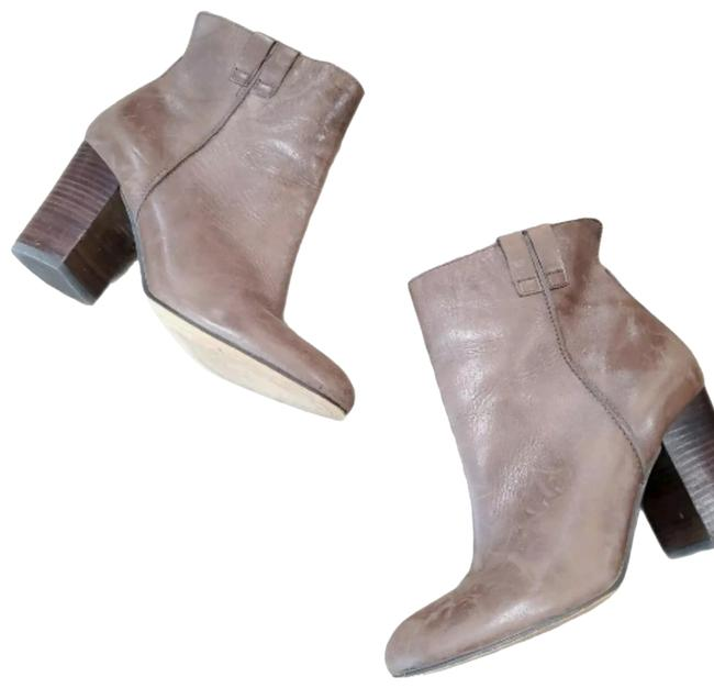 Item - Brown Fairfield Soft Leather Ankle Boots/Booties Size US 7.5 Regular (M, B)