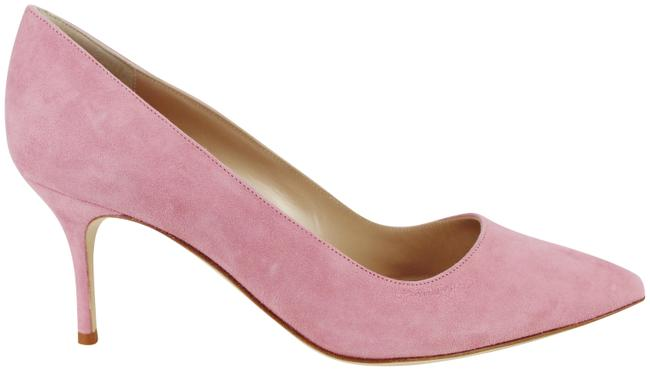 Item - Pink Rose Suede Bb 70mm Pump Formal Shoes Size EU 37 (Approx. US 7) Regular (M, B)