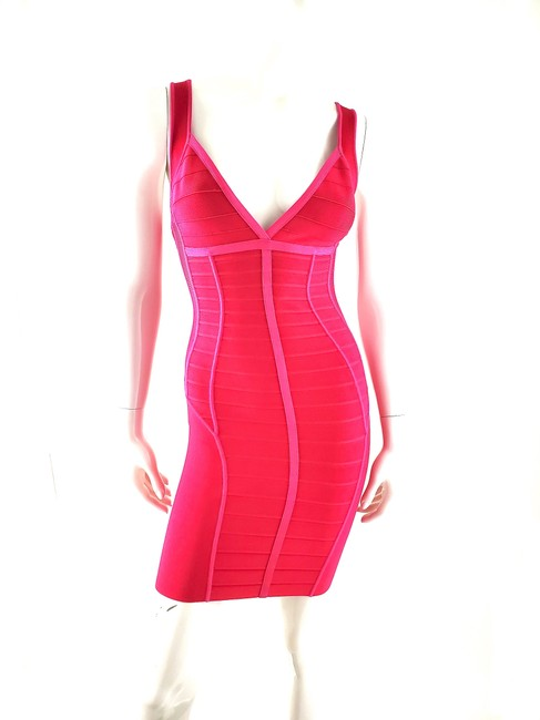 Item - Pink Angelica Hot Mini Sleeveless Short Night Out Dress Size 4 (S)