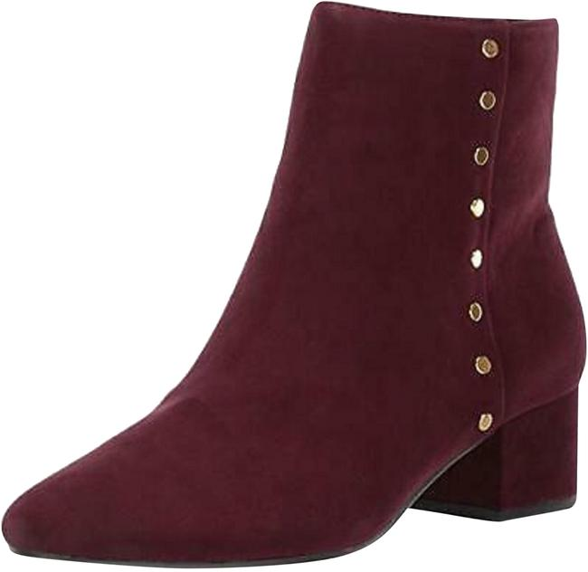 Item - Red Women's Wharton Suede Almond Bordeaux S Boots/Booties Size US 7.5 Regular (M, B)