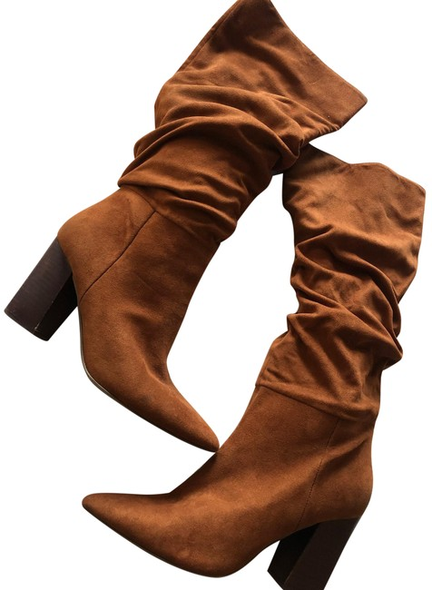 Steve Madden Brown Rhyme Boots/Booties Size US 8.5 Regular (M, B) Steve Madden Brown Rhyme Boots/Booties Size US 8.5 Regular (M, B) Image 1