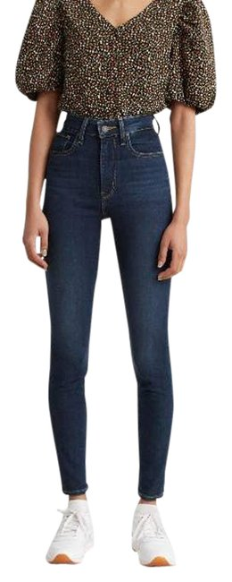 Item - Blue 721 High Rise Skinny Jeans Size 29 (6, M)