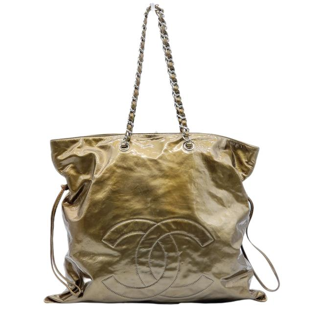Item - Bag Patent Leather Large Tote