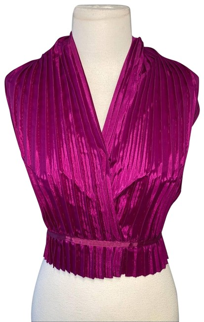 Item - Purple Women's Vtg Dicky Halter Top Size OS (one size)