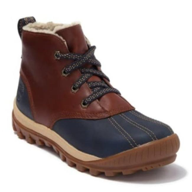 Item - Brown Blue Mt. Hayes Chukka Boots/Booties Size US 7 Regular (M, B)
