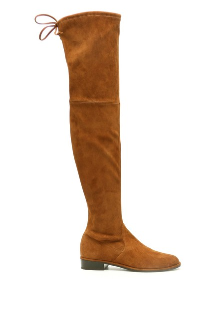 Item - Brown Suede Lowland Boots/Booties Size EU 36 (Approx. US 6) Regular (M, B)