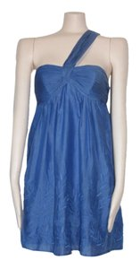 BCBGMAXAZRIA One Embroidered Dress