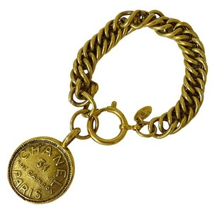 Chanel Chanel CHANEL Bracelet Accessory Gold Ladies
