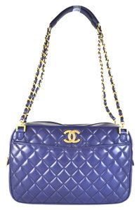 Chanel Cc Classic Camera A67618 Shoulder Bag