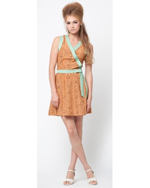 Preload https://img-static.tradesy.com/item/2908270/dear-creatures-salmon-light-weight-color-above-knee-short-casual-dress-size-2-xs-0-1-650-650.jpg