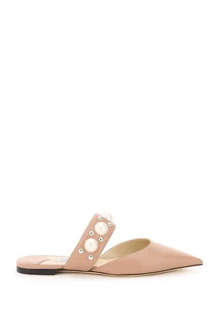 Item - Multicolored Basette Flat Pearls and Studs Mules/Slides Size EU 35 (Approx. US 5) Regular (M, B)