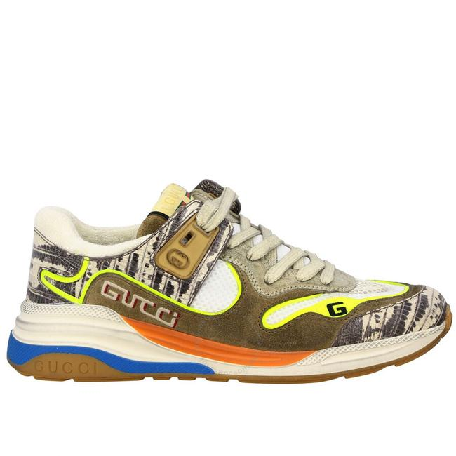 Item - Multi Color Ultrapace 'rock Tejus Printed' Sneakers Size EU 37 (Approx. US 7) Regular (M, B)