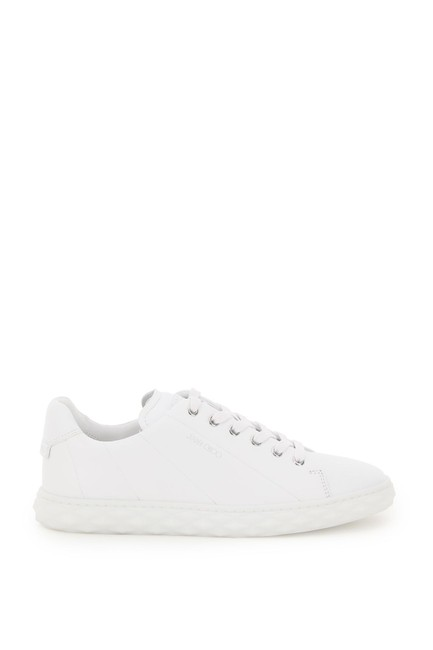 Item - White Diamond Light Sneakers Size EU 37 (Approx. US 7) Regular (M, B)