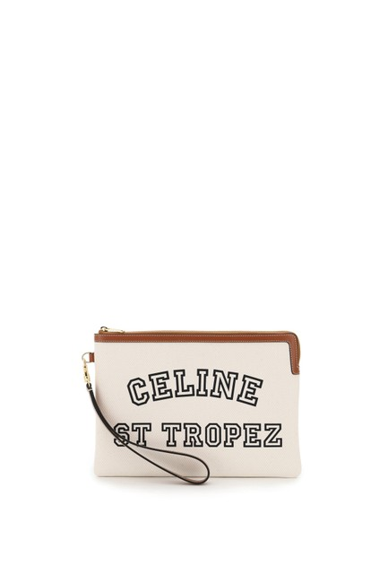 Item - St Tropez Small Pouch Multicolored Clutch