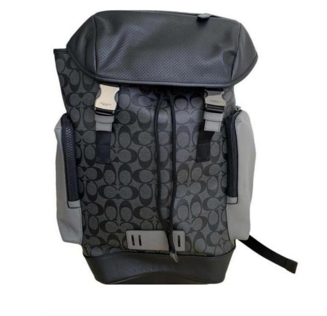 Item - Flash-sale Ranger In Colorblock Signature F79901 Coated Canvas Backpack
