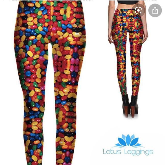 Item - Multicolor Candy Store Leggings Size 6 (S, 28)