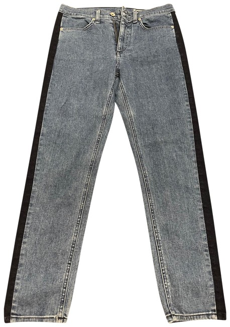 Item - Blue And Straight Leg Jeans Size 8 (M, 29, 30)