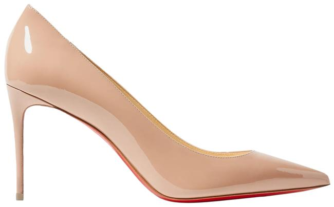 Item - Beige New Patent Leather So Kate 85 Mm Pumps Size EU 34 (Approx. US 4) Regular (M, B)