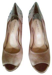 Gianni Bini champagne Pumps