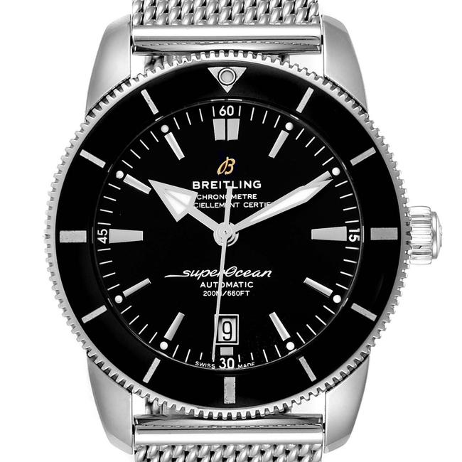 Item - Black Box Superocean Heritage 46 Dial Mens Ab2020 Watch